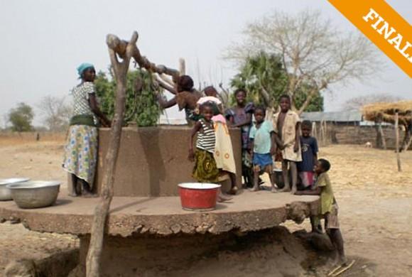 Acceso al agua potable en Foure. Kandi – Benín