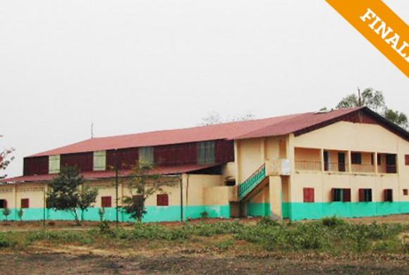 Actualización Centro Profesional Don Bosco. Kankan – Guinea Conakry