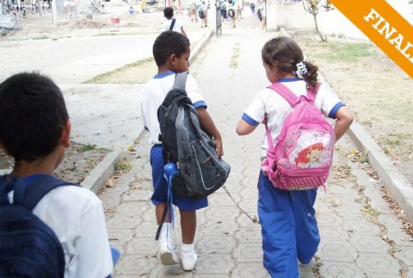 Educación Afro Ecuatorianos. Valle San Rafael – Ecuador
