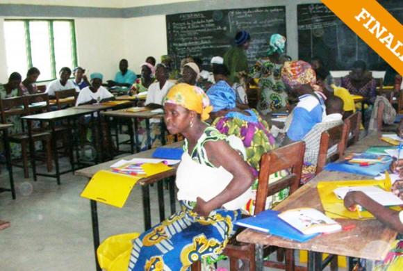 Alfabetización 1000 mujeres rurales. Kara – Togo