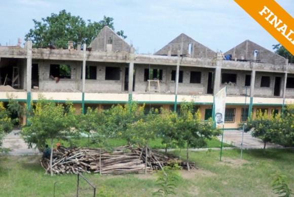 Ampliación de la escuela de secundaria. Kara – Togo