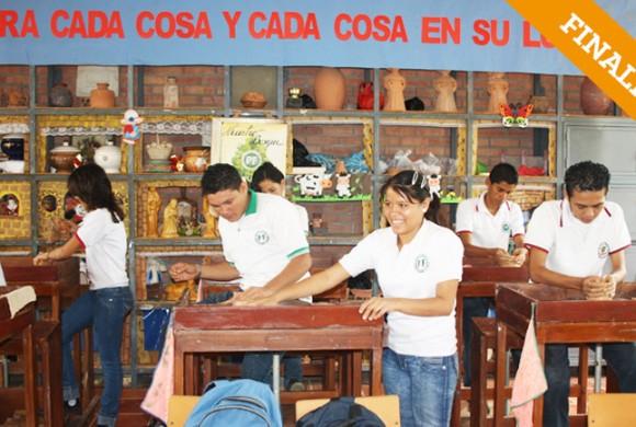 Capacitación técnica jóvenes vulnerables. Cúcuta – Colombia