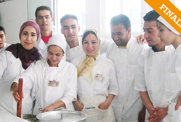 Centro Formación Baraka. Nador – Marruecos