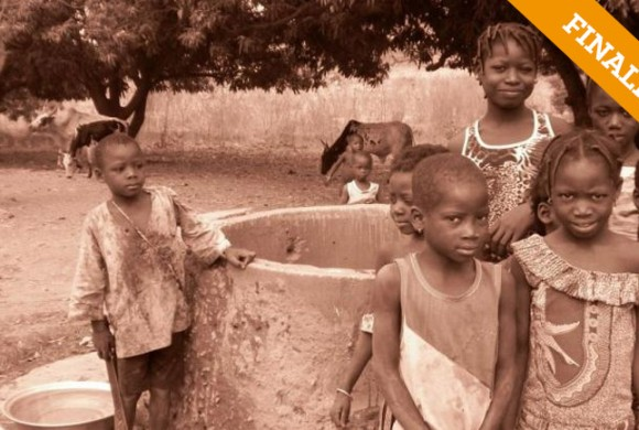 Acceso al agua potable en Alibori. Kandi – Benín