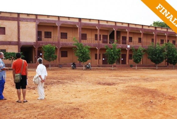 Ampliación Centro Don Bosco. Bobo-Dioulasso – Burkina Faso