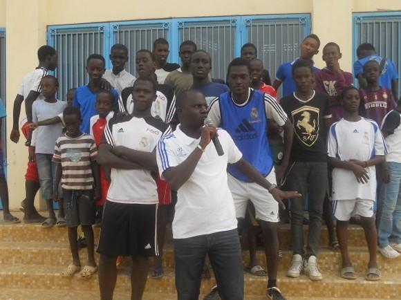 Refuerzo del CJ Kër-Don Bosco. Dakar – Senegal