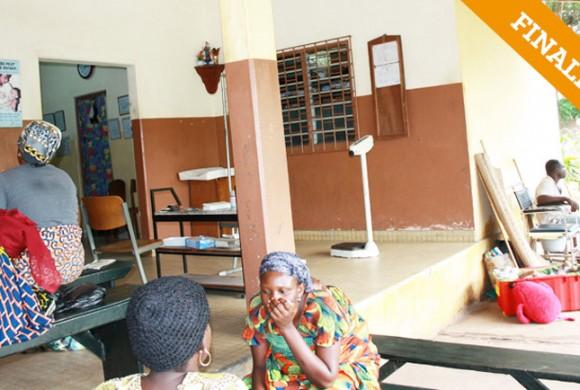 Apoyo al Dispensario Mª Auxiliadora en Lomé-Togo