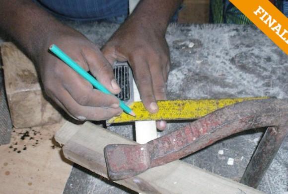 Formación ocupacional. Cotonuo – Benín