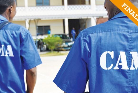 Formación Profesional de Calidad para juventud excluída. Lomé – Togo