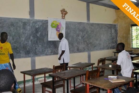 Fortalecimiento del Centro Don Bosco. Kara – Togo