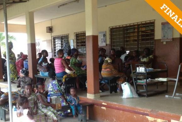 Medicamentos para jóvenes. Lomé – Togo