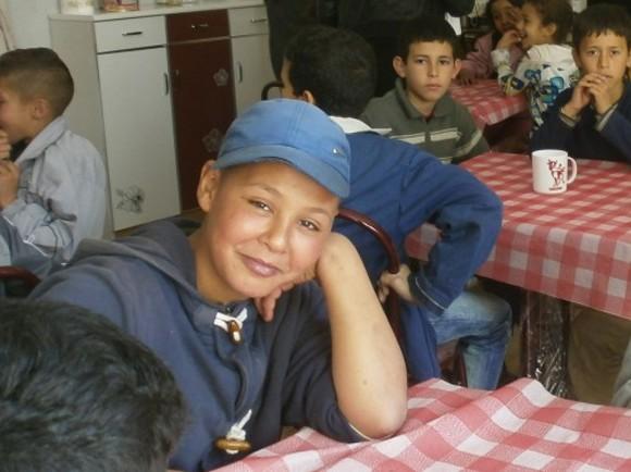 Atención alimentaria de niños y niñas. Nador – Marruecos