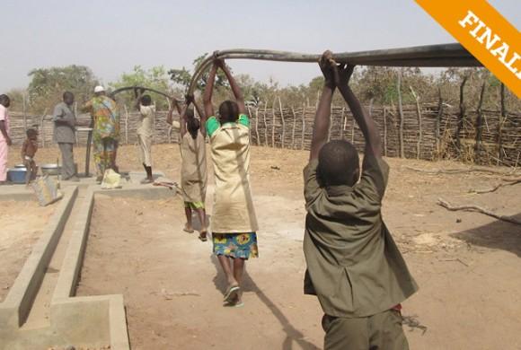 Acceso al agua en zona rural. Kpoandjaré – Togo