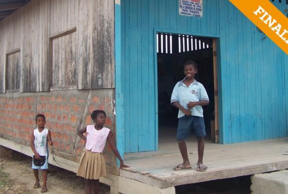 Centros de Refuerzo Escolar. Esmeraldas – Ecuador
