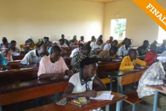 Apoyo a la construcción de una escuela de secundaria. Touba – Malí