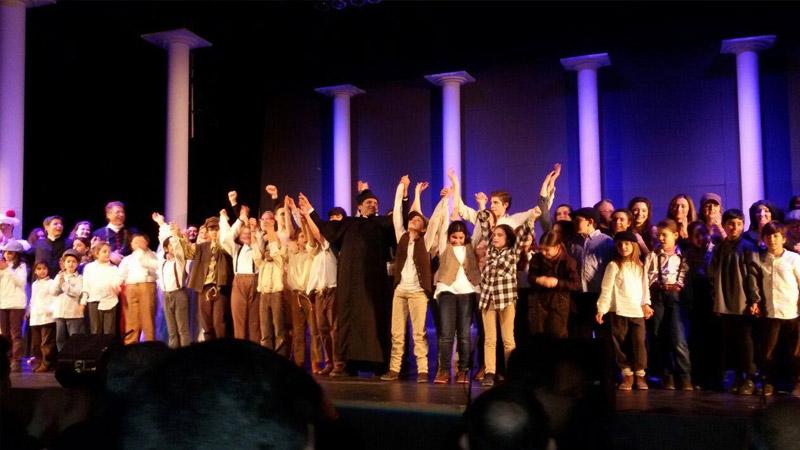 """Don Bosco, El Musical"" en Mérida"
