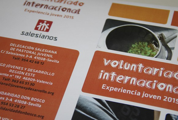 Experiencias de Voluntariado 2015
