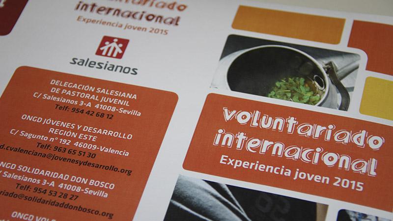 Experiencias de Voluntariado 2015