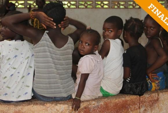 Escuela Primaria Saint-Alexis. Siguiri – Guinea