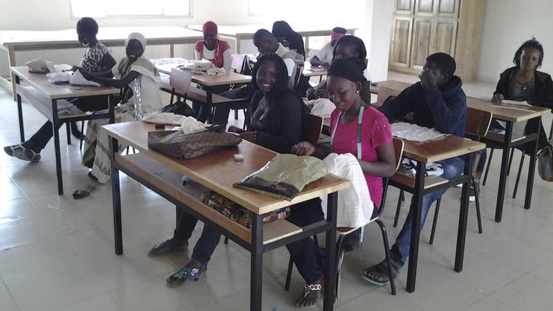 Apertura del Centro Kër Don Bosco en Dakar (Senegal)