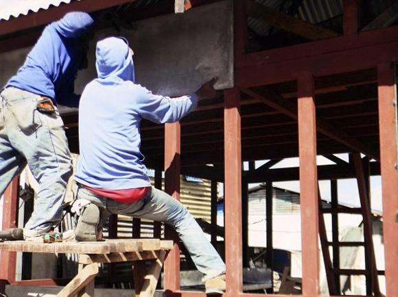 Ayuda en la Reconstrucción. Aklan-Filipinas