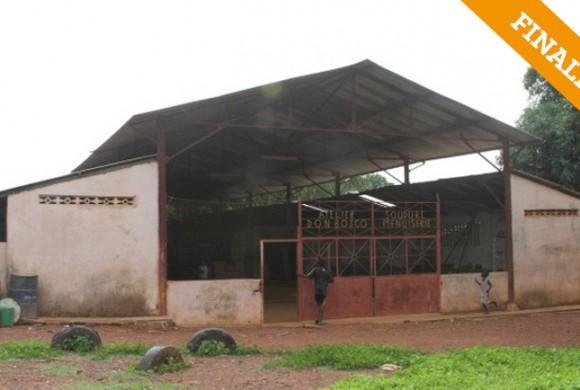 Mejora del Centro Profesional. Siguiri – Guinea