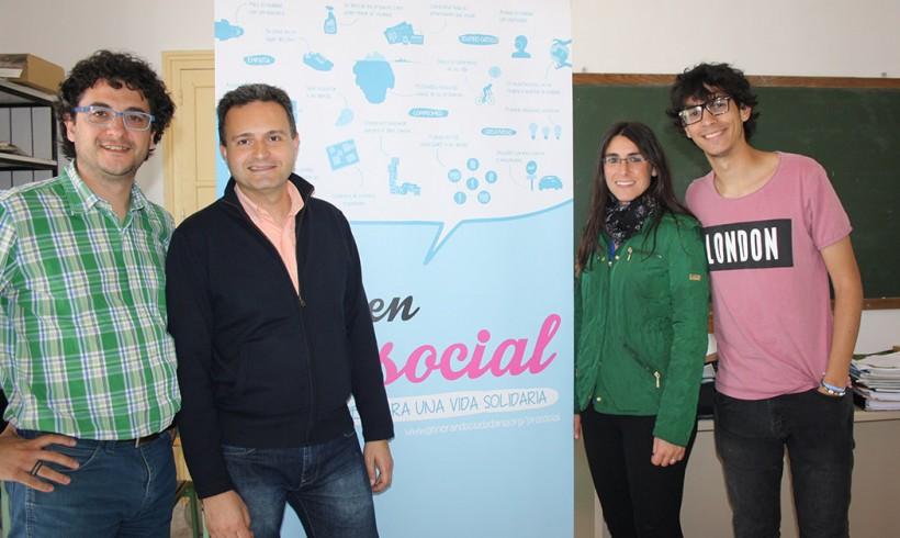 """Reuniones Campaña educativa """"Vive en prosocial"""""""
