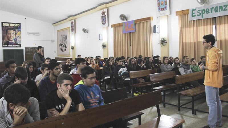 Encuentro de sensibilización en Huelva