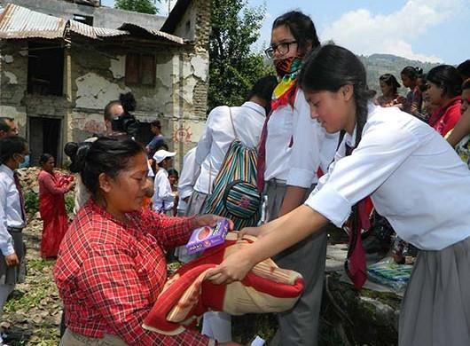 Testimonios ante el nuevo terremoto en Nepal