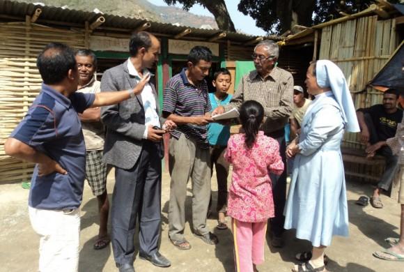 Continúa la emergencia en Nepal