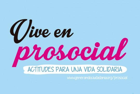 """Finales alternativos de la campaña """"Vive en prosocial"""""""