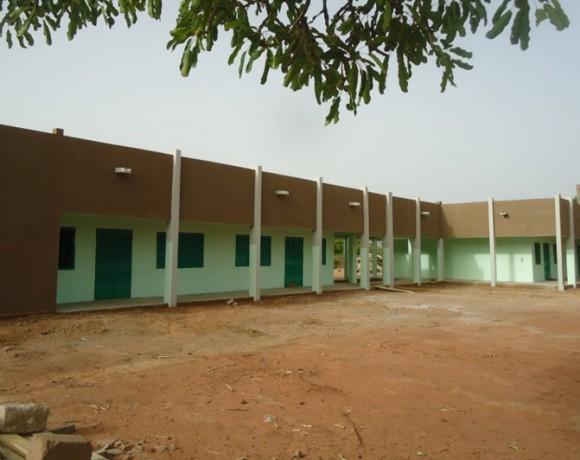 Foyer para colegio rural en Touba – Malí