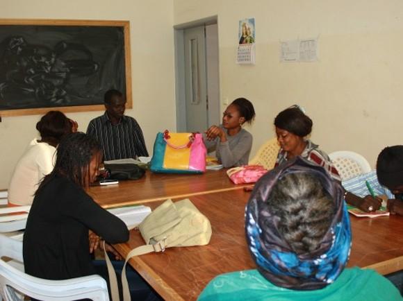 Centro de jóvenes. Dakar – Senegal