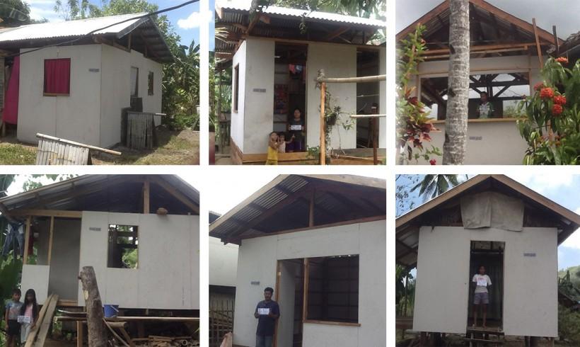 Finaliza el proyecto de reconstrucción en Filipinas