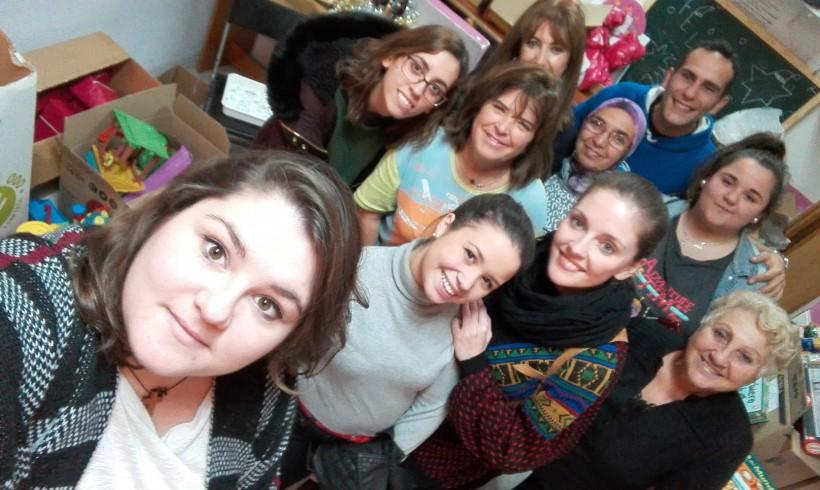 ¿Conoces la Espiral Solidaria de Málaga?