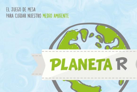 """Medio ambiente – Juego """"Planeta R"""""""