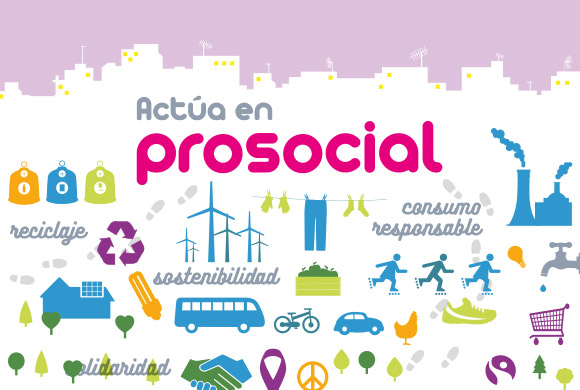 Actúa en Prosocial – Bachillerato, FPB y CCFF