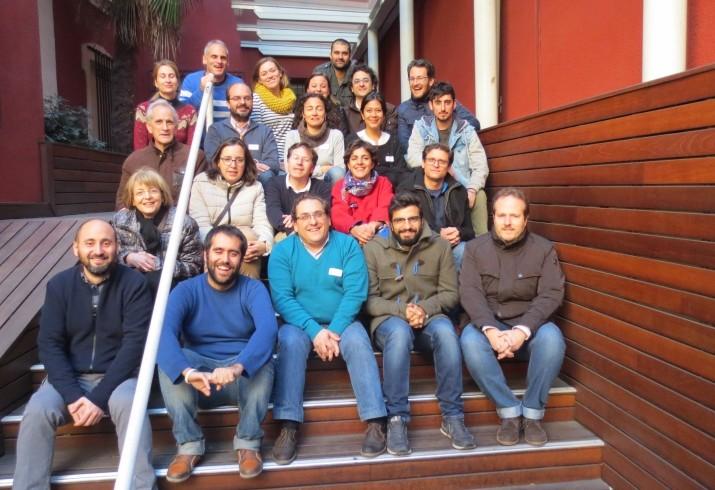 Solidaridad Don Bosco en proceso de unificación con JyD y VOLS