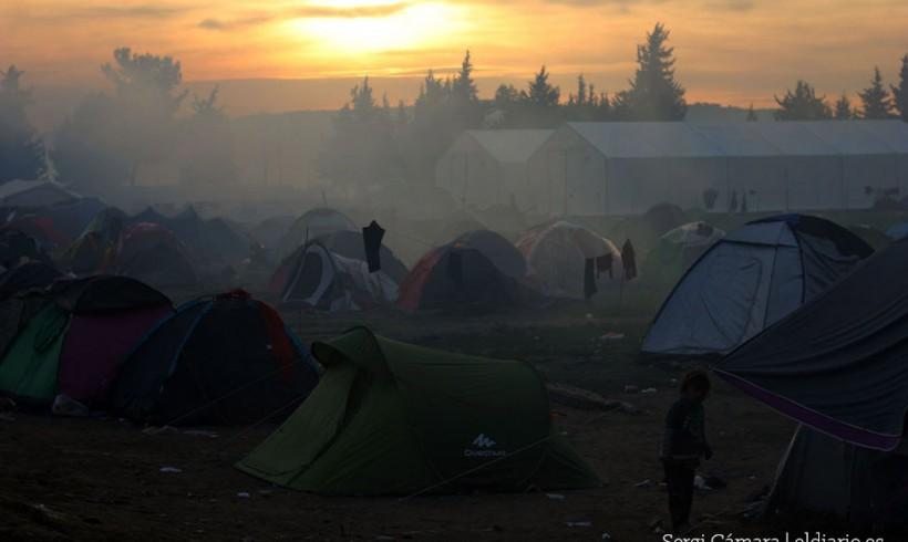Manifiesto de la CAONGD ante el acuerdo europeo sobre la población refugiada
