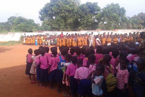 """Por unos verdaderos """"espacios de paz"""" en República Centroafricana"""