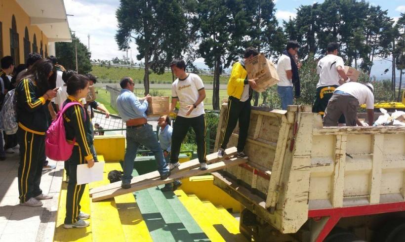 Ecuador: una semana después del terremoto