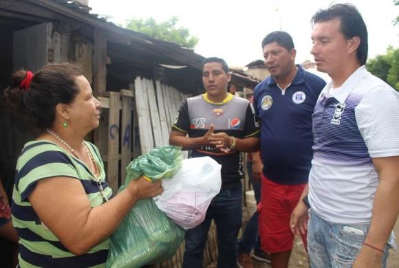 La misión de los Salesianos de Ecuador tras el terremoto: reconstruir personas