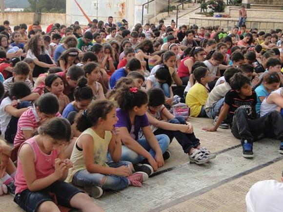 Ayuda a la población siria acogida en los centros salesianos de Aleppo, Damasco y Kafroun. Campaña Súmate