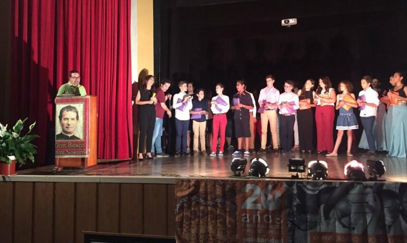 Concierto Solidario en el teatro de Salesianos Córdoba
