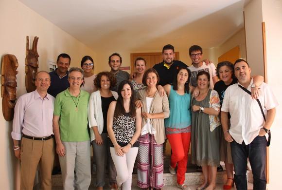 Encuentro final de formación de voluntariado en Sevilla