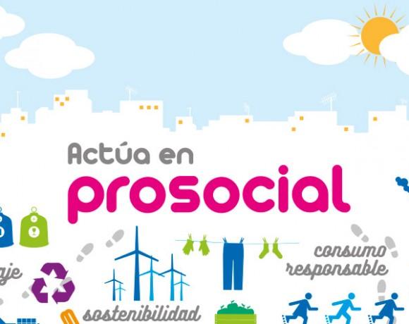 Actúa en prosocial en centros de Extremadura