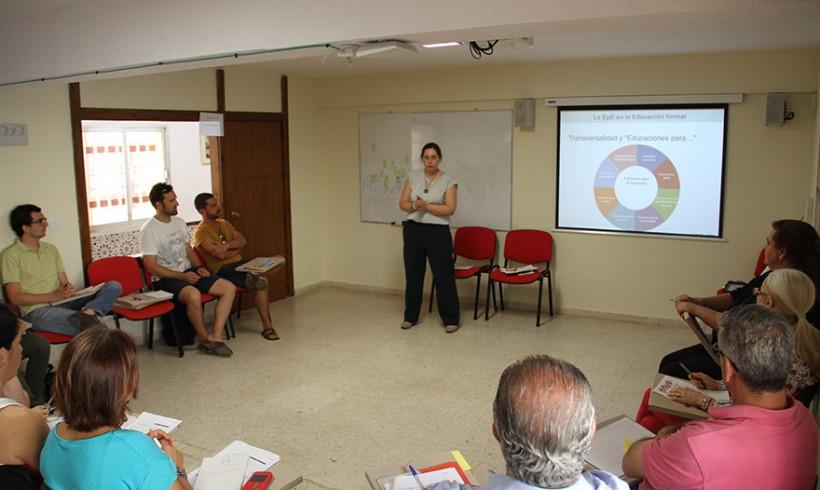 Formación sobre de los ODS en la Educación Primaria
