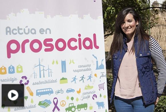 Entrevista a la voluntaria Mª Ángeles Fernández