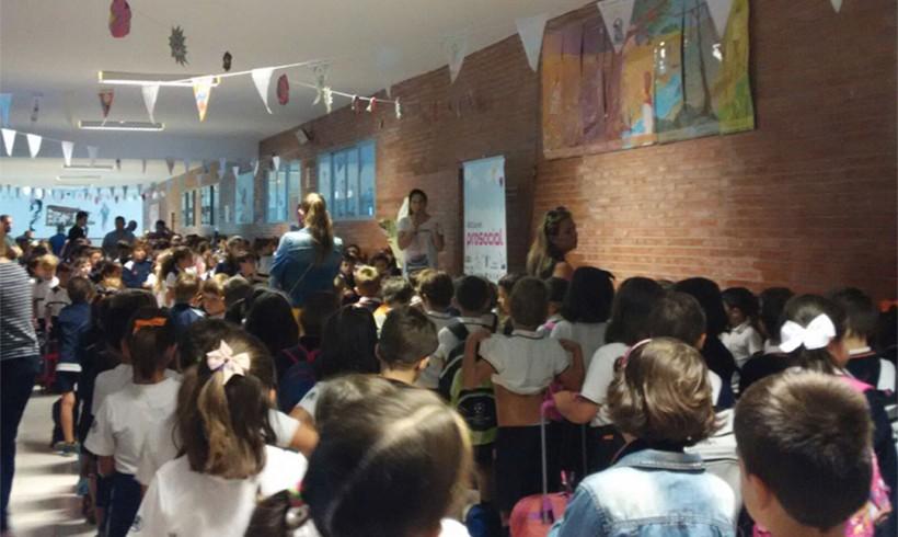 """Arranca la campaña educativa """"Actúa en prosocial"""" en Extremadura"""