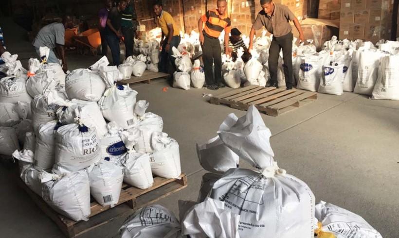 Situación de emergencia en Haití